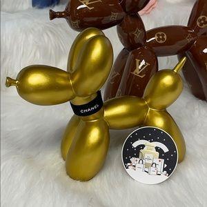 ♯Gold Matte Balloon